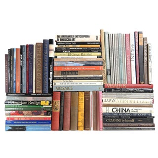 Curated World Art Library, S/75