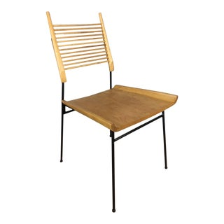 Paul McCobb Maple Ladder Back Shovel Chair
