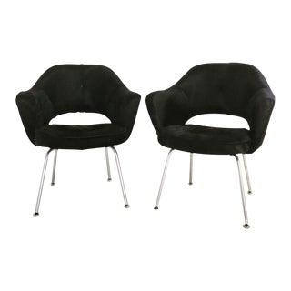 Eero Saarinen for Knoll Armchairs - Pair