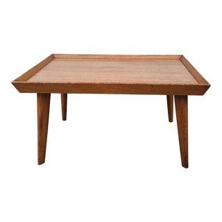 Mid-Century Modern Rectangular Table