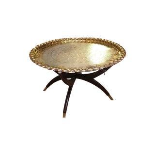 Mid-Century Spider Table