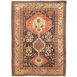 Antique 19th Century Caucasian Shriven Rug