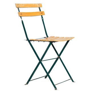 French Bistro Folding Chair