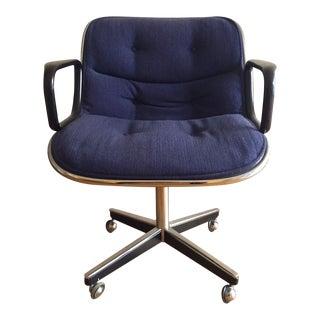 Charles Pollock for Knoll Office Armchair