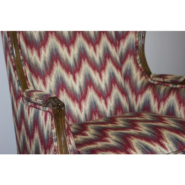 Flame Stitch Bergere - Image 7 of 11