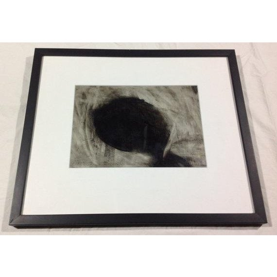 """Image of """"Isolation"""" Charcoal Drawing"""