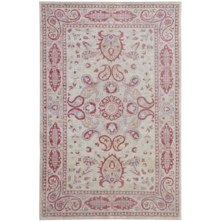"""Hand-Knotted Wool Rug - 7'9"""" x 5'0"""""""