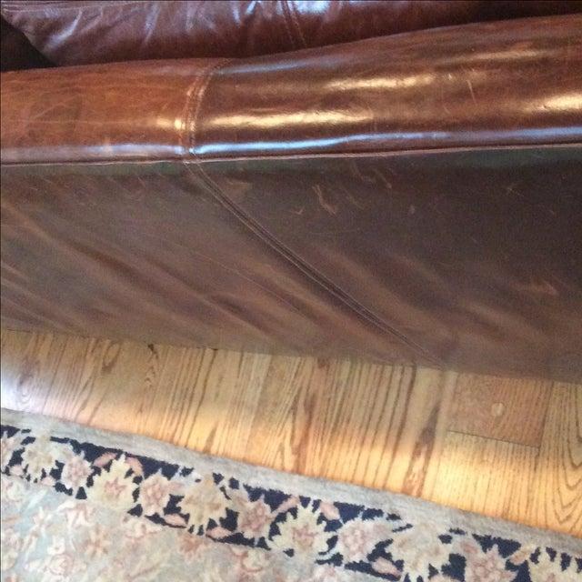 Image of Leather Sofa