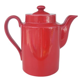 Hall Ceramic Coffee Pot