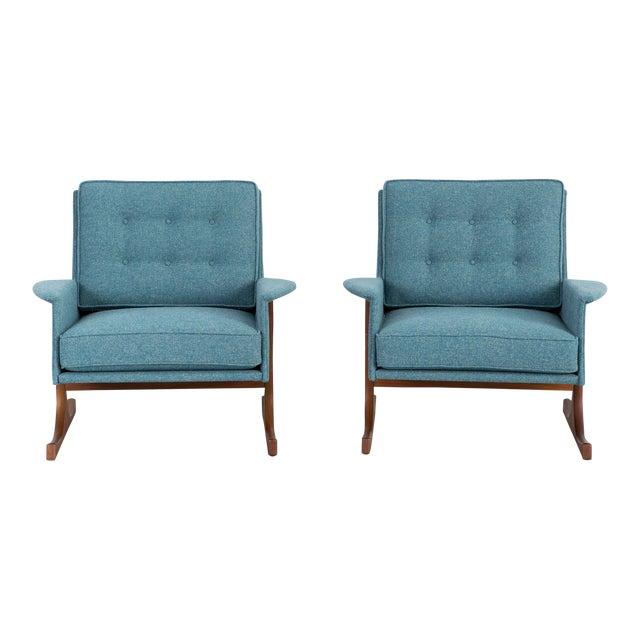Set of IB Kofod-Larsen Lounge Chairs - Image 1 of 10
