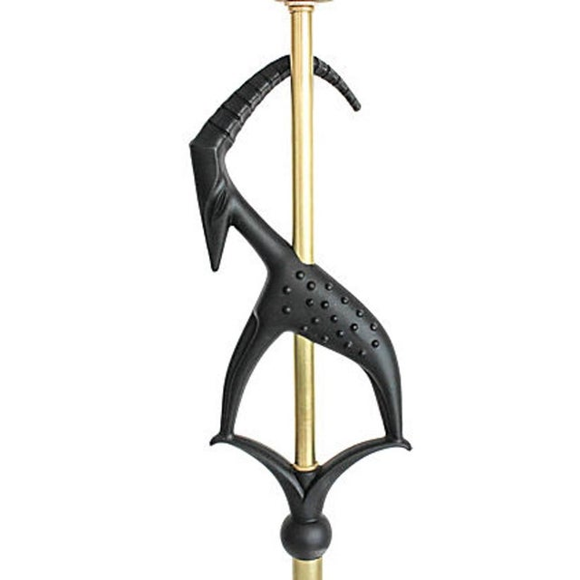 Gazelle Floor Lamp by Rembrandt - Image 5 of 8