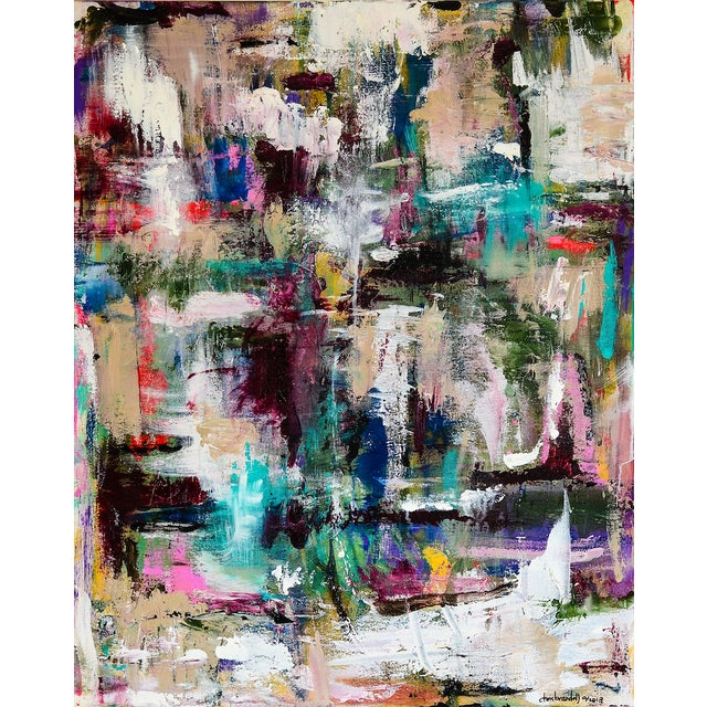 Image of Crazy Love Painting by Chris Brandell