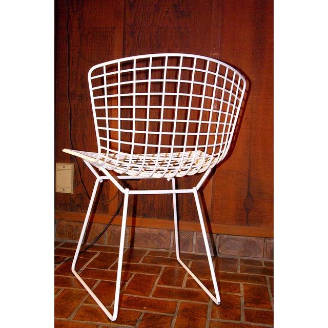 Harry Bertoia Knoll Metal Side Chair - Image 5 of 6