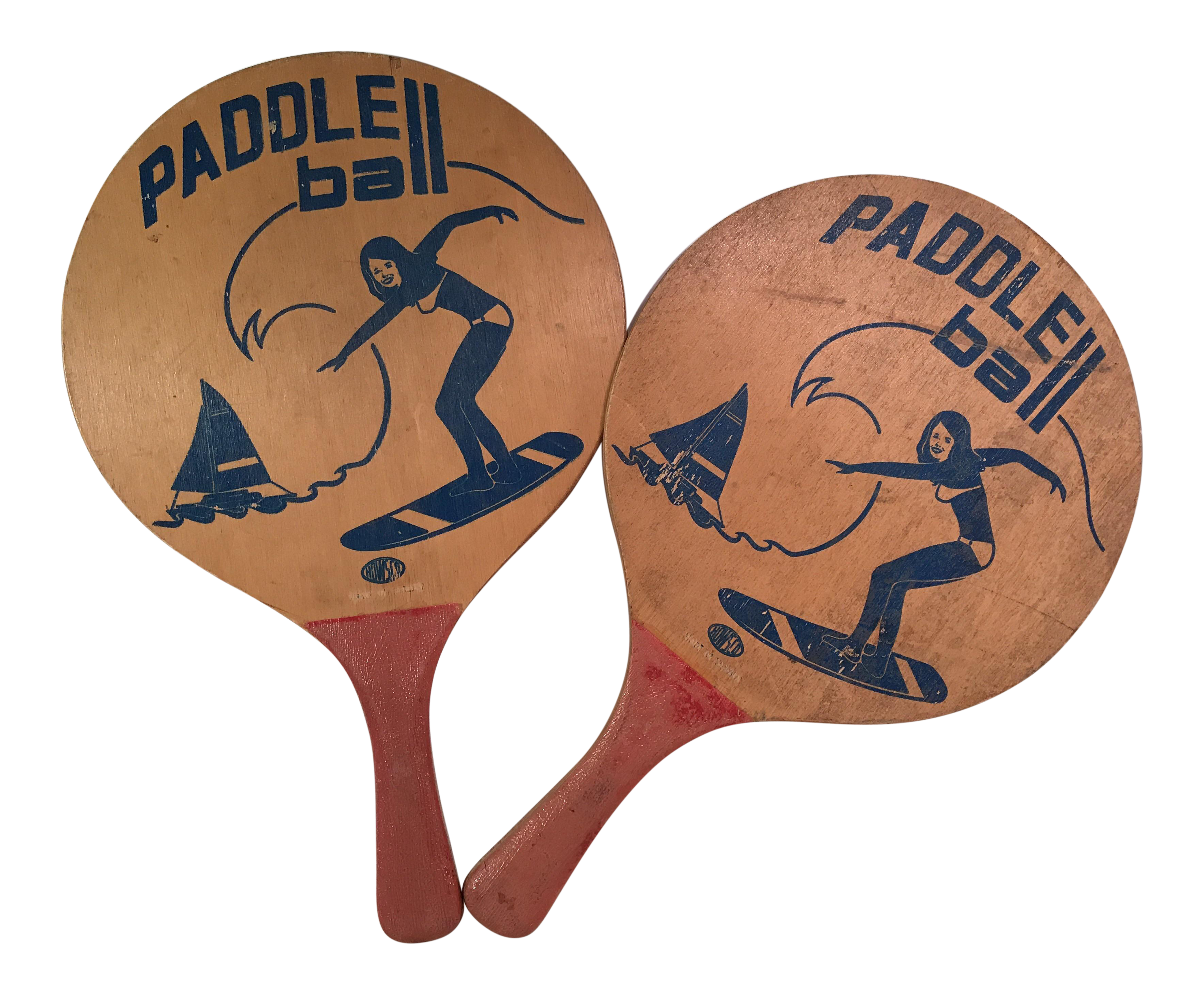 how to make a paddle ball
