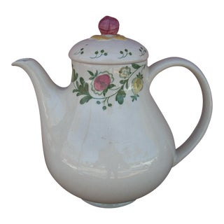 Johnson Bros Old Granite Teapot