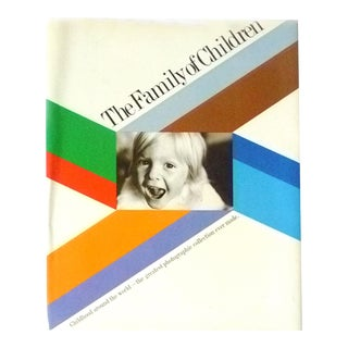 'The Family of Children' Photo Coffee Table Book