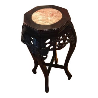 Antique Chinese Accent Table