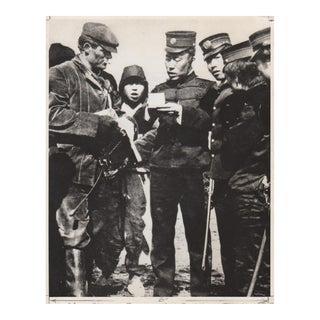 Jack London Rare S.F. Examiner Press Photo