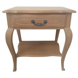 Ethan Allen French Country Side Table