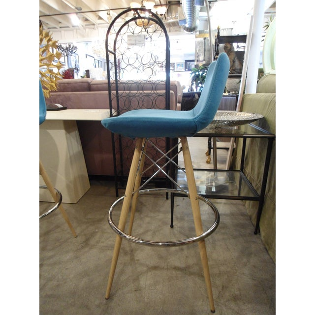 Pera MV Barstool by SohoConcept Furniture - A Pair - Image 6 of 8