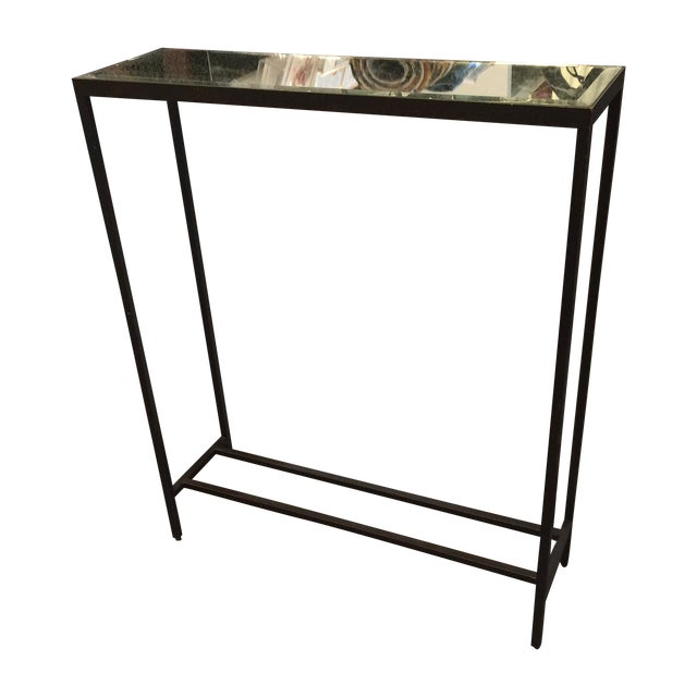 Image of Interlude Home Narrow Mirror Top Console