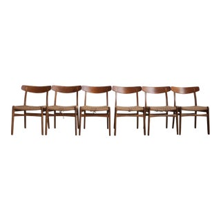 "Hans Wegner ""Ch-23"" Chairs - Set of 6"