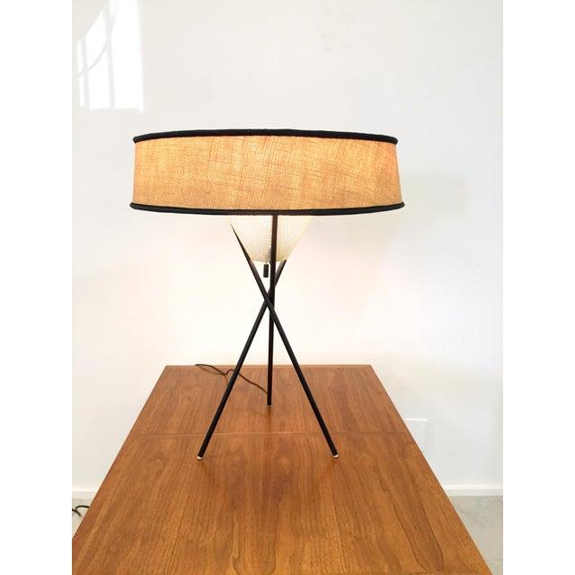Gerald Thurston Lightolier Desk Lamp - Image 3 of 8