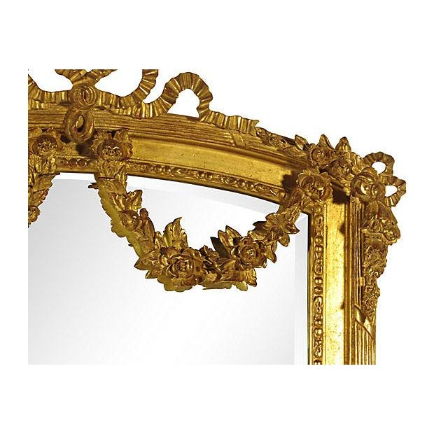Neoclassical Gilt Mirrors - A Pair - Image 2 of 6