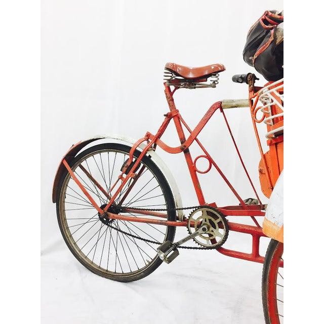 Vintage Indian Rickshaw Cart - Image 10 of 11