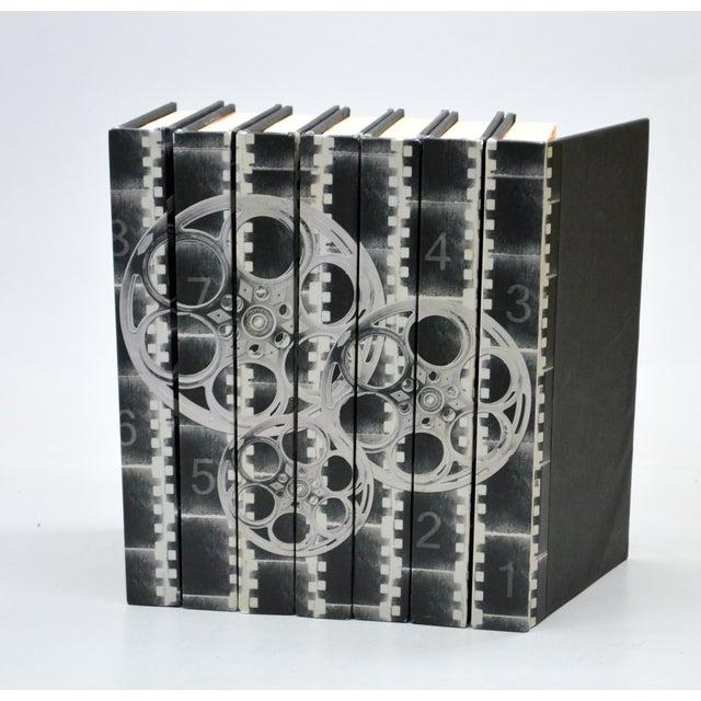 Film Reels Black & White Books - Set of 7 - Image 2 of 3