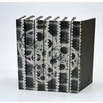 Image of Film Reels Black & White Books - Set of 7