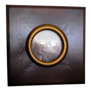 Convex Glass Framed Turner Print