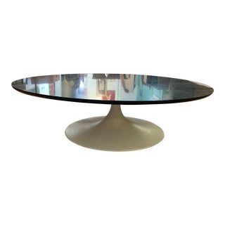 Burke Mid Century Tulip Coffee Table