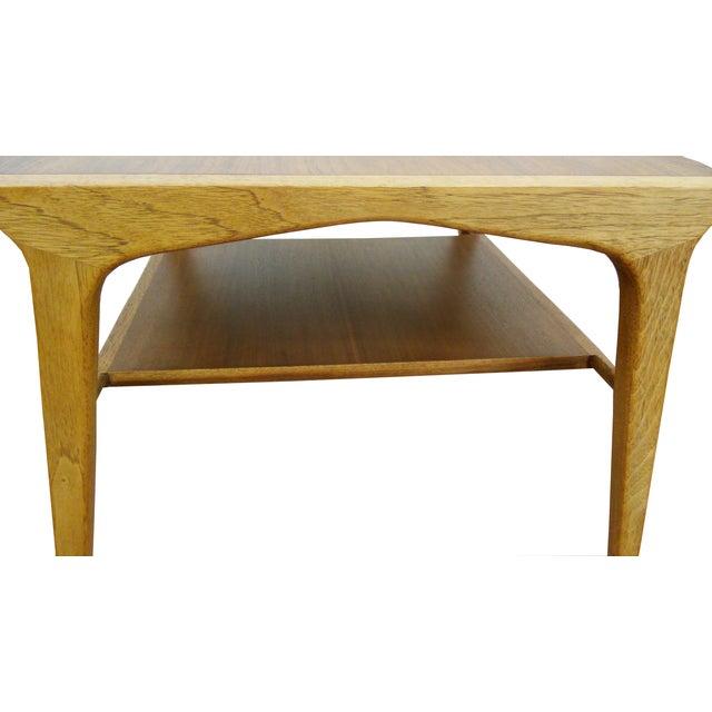 Drexel Profile Corner Table - Image 4 of 5