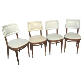 Thonet Mid Century Side Chairs - Set of 4