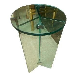 Mid-Century Leon Rosen Pedestal Table for Pace