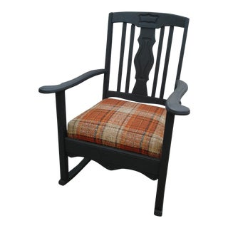 R.J. Design Vintage Rocking Chair