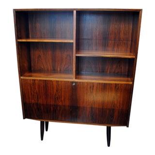 Danish Modern Rosewood Display Cabinet