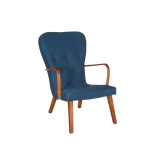 Mid-Century Swedish Arm Chair