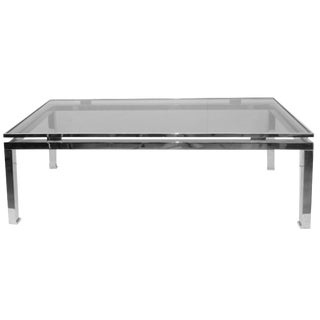 Vintage Maison Jansen Coffee Table