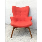 Image of 1960s Mid-Century Chair