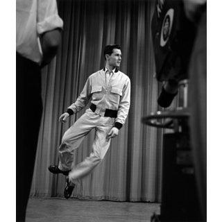 1953 Sid Avery Johnny Carson Photograph