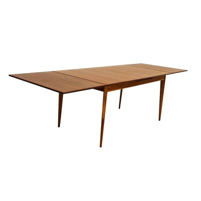 J.O. Carlsson Teak Extension Dining Table - Image 1 of 10