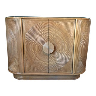 Palm Regency Reeded Sideboard