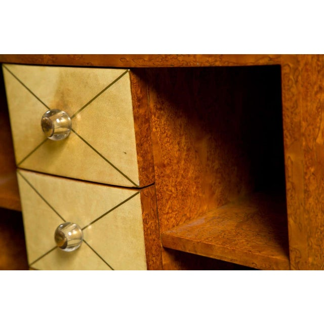 Art Deco Style Nighstands Tables - A Pair - Image 7 of 9