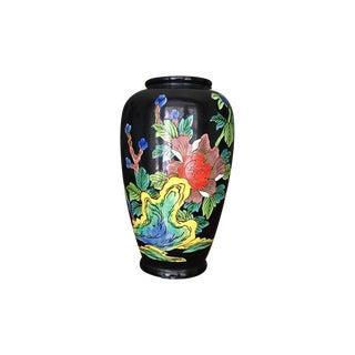Vintage Japanese Art Deco Vase