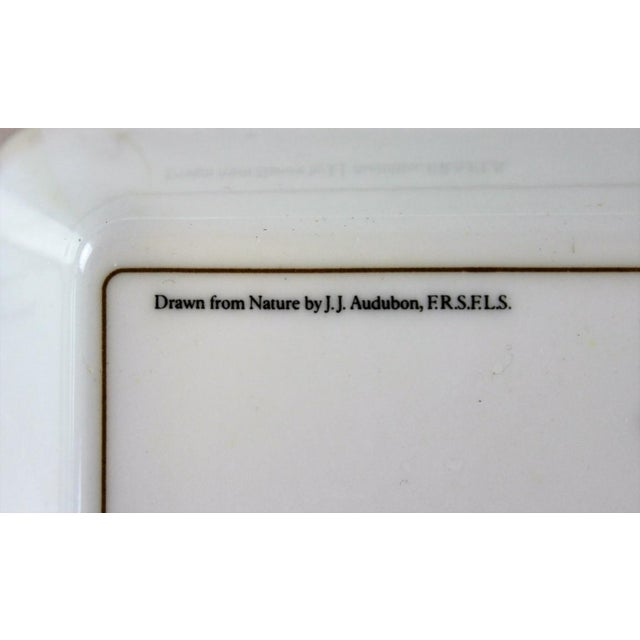 "John James Audubon ""Green Winged Teal"" Coasters - Set of 4 - Image 3 of 7"