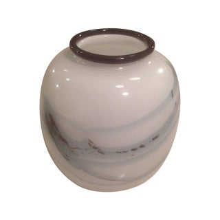 Holmegaard Michael Bang Ball Atlantis Vase