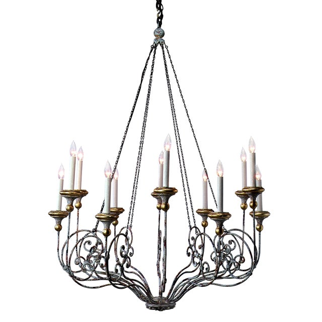 Niermann Weeks Rivoli Chandelier - Image 1 of 5