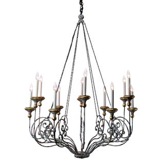 Niermann Weeks Rivoli Chandelier